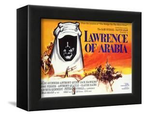 Lawrence of Arabia, 1963