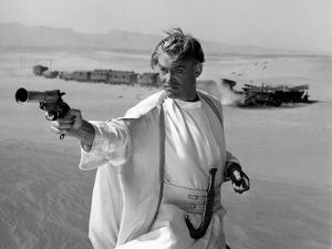 Lawrence of Arabia, Peter O'Toole, 1962