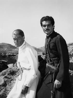 Lawrence of Arabia, Peter O'Toole, Omar Sharif, 1962