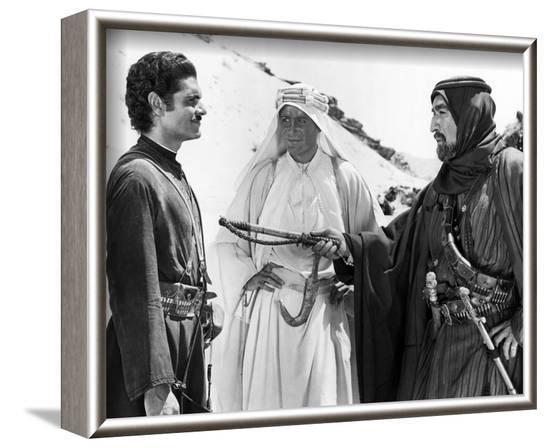 Lawrence of Arabia--Framed Photo