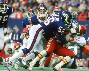 Lawrence Taylor 1984 Action