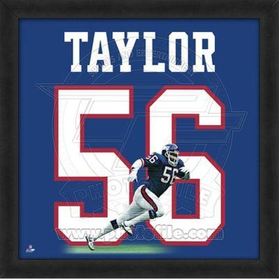 Lawrence Taylor, Giants representation of the player's jersey