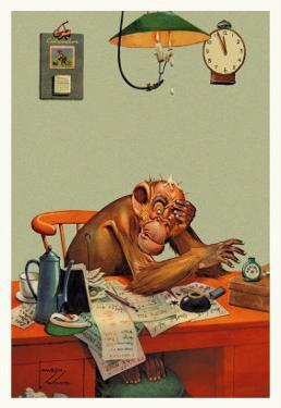 Tax Time by Lawson Wood