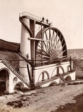 Laxey Wheel (1854) Isle of Man, World's Largest Working Waterwhe