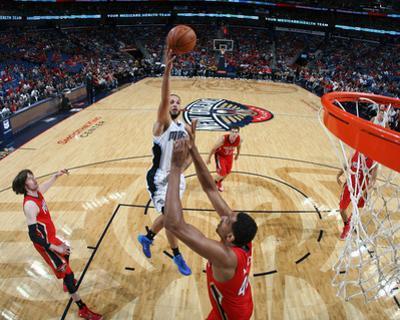 Orlando Magic v New Orleans Pelicans by Layne Murdoch