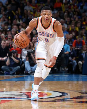 Sacramento Kings v Oklahoma City Thunder by Layne Murdoch