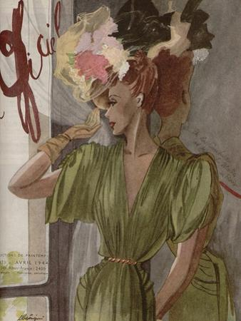 L'Officiel, April 1944 by Lbenigni