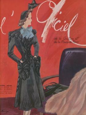 L'Officiel, December 1941 by Lbenigni