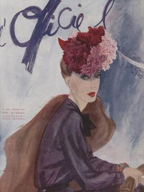 L'Officiel, February 1942 by Lbenigni