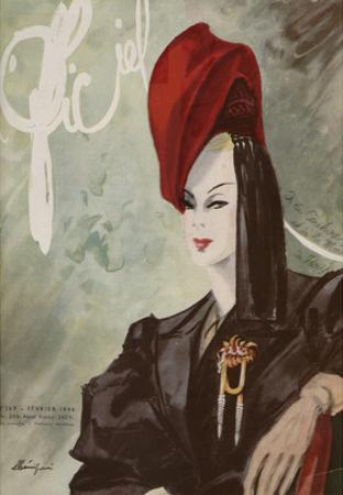 L'Officiel, February 1944 by Lbenigni