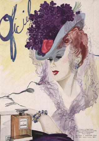 L'Officiel, January 1943 - Jules Blanchard by Lbenigni