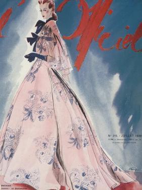 L'Officiel, July 1939 - Balenciaga by Lbenigni