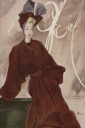 L'Officiel, June 1943 by Lbenigni