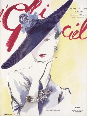 L'Officiel, May 1939 - Agnès, Bijoux Boucheron by Lbenigni