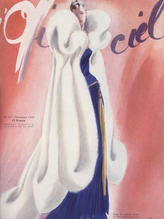 L'Officiel, November 1938 - L. Mendel by Lbenigni