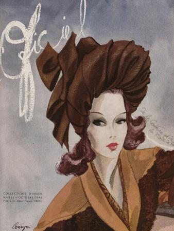L'Officiel, October 1943 by Lbenigni