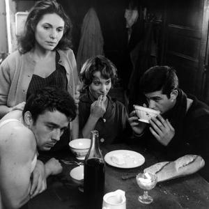 LE BEAU SERGE (aka Handsome Serge) by Claude Chabrol with Michele Meritz, Gerard Bla Bernadette Laf
