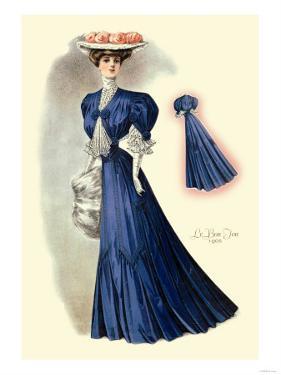 Le Bon Ton: In Blue