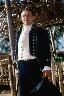 Le Bounty by Roger Donaldson with Anthony Hopkins, 1984 (photo)