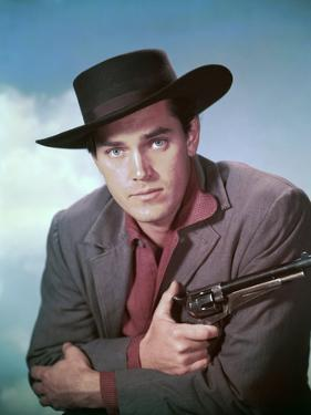 Le Brigand bien Aime THE TRUE STORY OF JESSE JAMES by NicholasRay with Jeffrey Hunter, 1957 (photo)