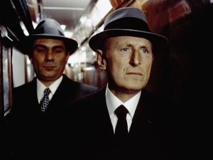 Le Cercle Rouge by Jean-Pierre Melville with Bourvil, 1970 (photo)