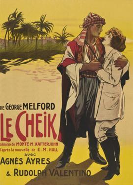Le Cheik (The Sheik)