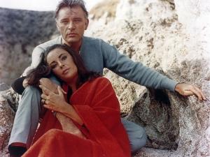 Le Chevalier des Sables THE SANDPIPER by Vincente Minnelli with Richard Burton and Elizabeth Taylor
