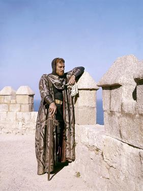 Le Cid EL CID by AnthonyMann avecCharlton Heston, 1961 (photo)