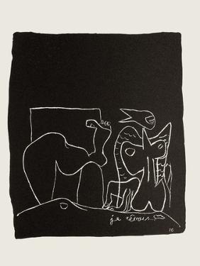 Entre-Deux No. 10 by Le Corbusier