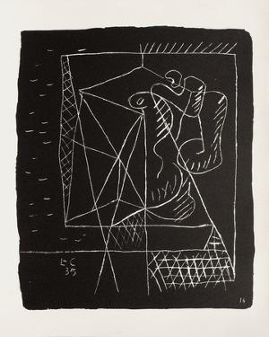 Entre-Deux No. 14 by Le Corbusier