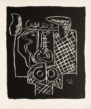 Entre-Deux No. 15 by Le Corbusier