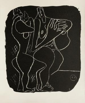 Entre-Deux No. 2 by Le Corbusier