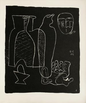 Entre-Deux No. 6 by Le Corbusier