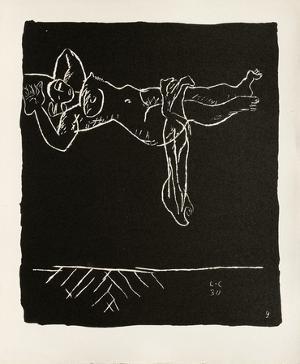 Entre-Deux No. 9 by Le Corbusier