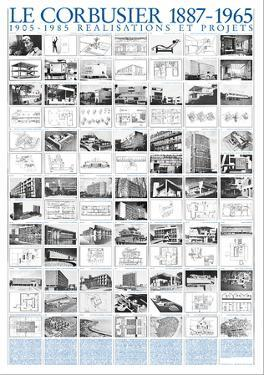 Realisations et Projets, 1905-1985 by Le Corbusier