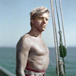 Le Corsaire Rouge The Crimson Pirate by Robert Siodmak with Burt Lancaster, 1952 (photo)