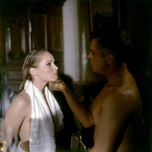 Le crepuscule des aigles (THE BLUE MAX) by JohnGuillermin with George Peppard and Ursula Andress, 1