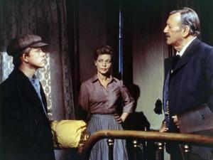 Le Dernier des Geants THE SHOOTIST by DonSiegel with Ron Howard, John Wayne and Lauren Bacall, 1976