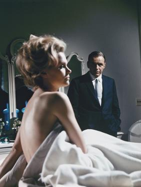 Le Detective THE DETECTIVE by Gordon Douglas with Lee Remick and Frank Sintatra, 1968 (photo)