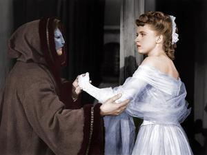 Le Fantome by l'Opera THE PHANTOM OF THE OPERA by Arthur Lubin with Claude Rains and Susanna Foster