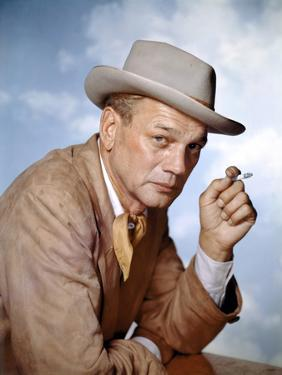 Le Fond by la Bouteille, THE BOTTOM OF THE BOTTLE by HenryHathaway with Joseph Cotten, 1956 (photo)