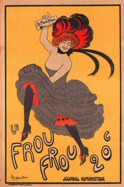 Le Frou Frou Journal Humorique