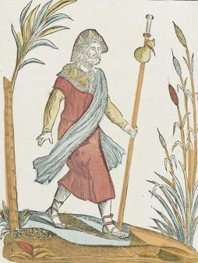Le grand saint Jacques de Compostelle, apôtre en Galice et en Espagne