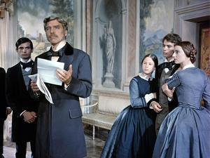 LE GUEPARD, 1963 par LUCHINO VISCONTI with Burt Lancaster, Ottavia Piccolo and Pierre Clementi (pho