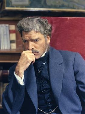 LE GUEPARD, 1963 par LUCHINO VISCONTI with Burt Lancaster (photo)