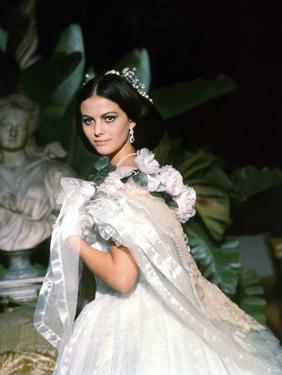 LE GUEPARD, 1963 par LUCHINO VISCONTI with Claudia Cardinale (photo)