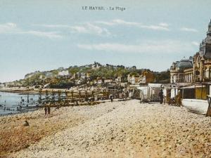 Le Havre - the Beach