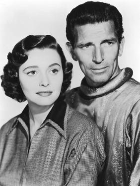 Le Jour ou la terre s'arreta THE DAY THE EARTH STOOD STILL by Robert Wise with Michael Rennie and P