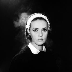 Le journal d'une femme by chambre THE DIARY OF A CHAMBERMAID by LuisBunuel with Jeanne Moreau, 1964