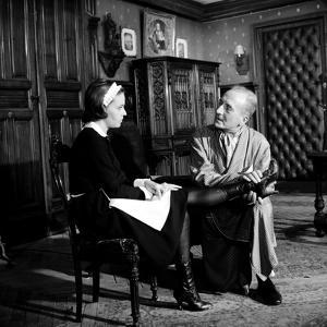 Le journal d'une femme by chambre THE DIARY OF A CHAMBERMAID by LuisBunuel with Jeanne Moreau and J